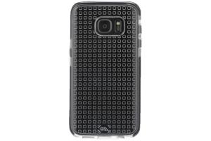 Case Mate Tough Air Case Galaxy S7 Koruyucu Arka Kapak (Şeffaf / Siyah)