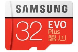 Samsung EVO Plus 32 GB microSDHC Kart 95 MB/s MB-MC32GA/TR