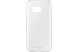 Samsung Galaxy A3 2017 Şeffaf Koruyucu Arka Kapak