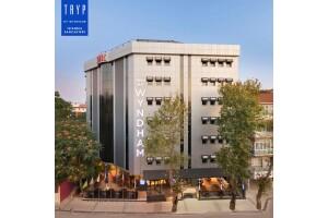 Tryp By Wyndham İstanbul Sancaktepe'de Çift Kişilik Konaklama Seçenekleri