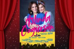 Emel Çölgeçen ve Pelin Öztekin'in Sahnelediği, Duygu Asena'nın Eseri 'Aslında Özgürsün' Tiyatro Bileti