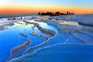 Dedeman Otel Konaklamalı Türkiye'nin Maldivi Salda Gölü, Pamukkale, Çeşme, Alaçatı, Ilıca Yüzme Turu