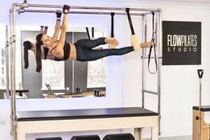 Flow Pilates Studio'dan 2 Ders Reformer Pilates, Yoga veya Kickboks Eğitimi