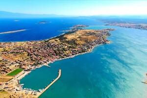 Leggo Tur'dan Her Cuma Kalkışlı 3 Günlük Ayvalık, Cunda Adası, Assos, Adatepe & Küçükkuyu Doğa ve Terapi Turu