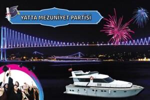 Bosphorus Organizasyon'dan Vip Yatta Mezuniyet Eğlencesi Programı