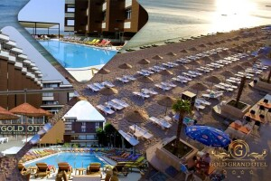 Kumburgaz'ın Klasiği Denize Sıfır Grand Gold Hotel'de 2 Kişilik Konaklama ve Açık Büfe Kahvaltı