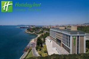 Holiday Inn Tuzla Bay Hotel'de Kahvaltı ve Oda Seçenekli Çift Kişilik Konaklama