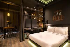 City Loft 161 Hotel'de 2 Kişi 1 Gece Konaklama Seçenekleri