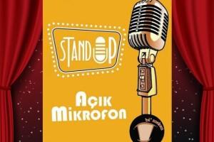 'Açık Mikrofon' Stand Up Gösteri Bileti