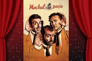 Fatih Koyunoğlu, Erdem Akakçe ve Bülent Çolak'ın Sahnelediği 'Meçhul Paşa' Tiyatro Bileti