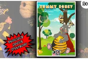 Ödüllü 'Yummy Honey' İngilizce İnteraktif Çocuk Tiyatro Oyunu Bileti