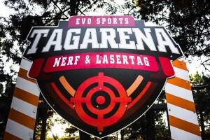 Evo Sports'tan Gruplara Özel İndirimli Nerf, Laser Tag ve Paintball Etkinlikleri