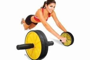 Rugad Karın Kası Ve Egzersiz Spor Aleti - Ab Wheel