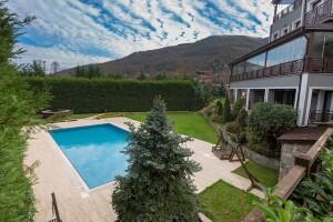 A Diamond Hotel Sapanca'da Çift Kişilik Konaklama Seçenekleri