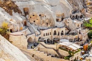 Tarihi Göreme Evleri'nde Konaklama & Gezi Paketleri