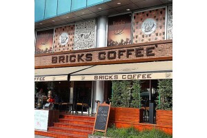 Bricks Coffee'de Nesif Öğle Yemeği Menüleri