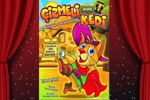 'Çizmeli Kedi' Çocuk Tiyatro Bileti