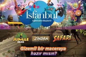 İsfanbul Tema Park, Jungle İstanbul Giriş Biletleri