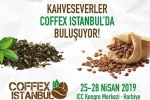 25-28 Nisan Kahve Festivali (Coffex) Bileti