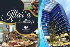 Double Tree by Hilton Moda'nın Muhteşem Atmosferinde Canlı Fasıl Eşliğinde Açık Büfe Barbekü İftar Keyfi