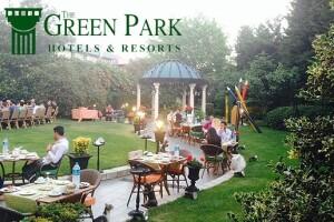 The Green Park Hotel Merter'den Leziz İftar Menüleri