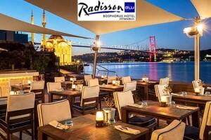 Radisson Blu Bosphorus'tan Boğaza Nazır Ramazanı Şenlendiren Açık Büfe İftar