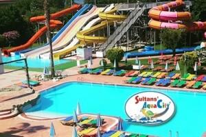 Sultans Aquacity Fethiye'de Tüm Gün Aquapark Kullanımı veya 2019 Sezonu Üyelik Seçenekleri