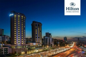 Hilton İstanbul Kozyatağı'nda Zengin Lezzetlerle Açık Büfe İftar