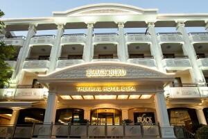 Yalova Black Bird Thermal Hotel & Spa'da Enfes Açık Büfe İftar Menüsü
