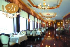 Çukurambar Meyra Palace Hotel'de Ankara Manzaralı Akşam Yemeği