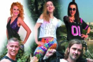 23 Nisan Zumba & Aerobic Dance Night Hayal Kahvesi Aqua Florya Etkinlik Bileti