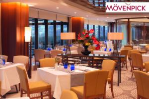 Movenpick Hotel İstanbul Golden Horn'dan Enfes Lezzetlerle Dolu Ney Dinletisi ve Semazen Gösterisi Eşliğinde Açık Büfe İftar Menüsü
