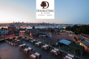 DoubleTree by Hilton Sirkeci'den İstanbul Manzarasına Nazır İftar Menüleri