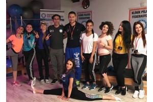 Klinik Pilates'ten Sertifikalı Temel, Kapsamlı ve Akreditasyon Eğitimi Yaz Kampı