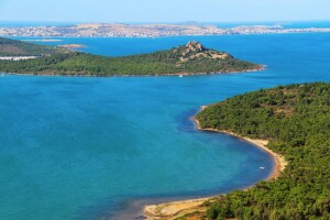 3 Günlük Foça, Ayvalık, Cunda Adası, Şeytan Sofrası, Sarımsaklı Plajı Yüzme Turu