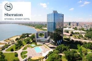 Sheraton İstanbul Ataköy Hotel Cook Book Restaurant'tan Canlı Fasıl Eşliğinde Her Gün İçin Ayrı Hazırlanmış Zengin İçerikli Açık Büfe İftar Menüleri