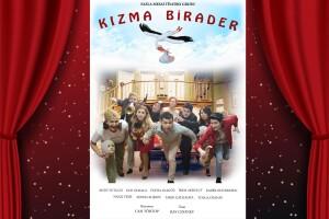 'Kızma Birader' Tiyatro Bileti