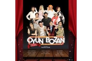 'Oyun Bozan' Tiyatro Oyunu Bileti