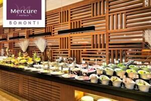 Mercure Bomonti Hotel'den Zengin Çeşitli Açık Büfe & Set Menü İftar Yemeği