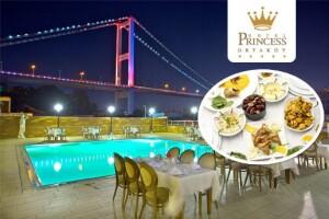5 Yıldızlı Ortaköy Princess Hotel'den Ramazan Boyunca Harika Lezzetler İle İftar Keyfi