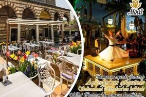 Ramazan'ın Vazgeçilmez Semti Sultanahmet'te Mihri Restaurant'ta Enfes Lezzetlerle Dolu İftar Yemeği