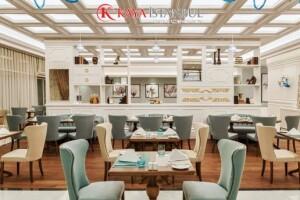 Kaya İstanbul Fair & Convention Hotel Turkuaz Restaurant'ta Canlı Fasıl Eşliğinde Açık Büfe İftar