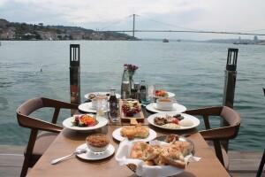 Boğaz'ın İncisi İnci Bosphorus'un Eşsiz Manzarasında Muhteşem İftar Menüsü