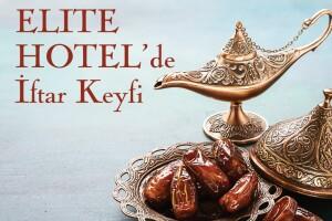 Elite Hotel Küçükyalı'nın Adalar ve Deniz Manzaralı Havuzbaşında İftar Menüleri