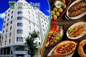 The Green Park Hotel Taksim'de Ramazan-ı Şerif'e Yakışan Muhteşem İftar Menüsü