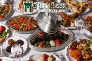 Kartepe The Green Park Hotel'in Modern Atmosferinde Enfes İftar Menüleri