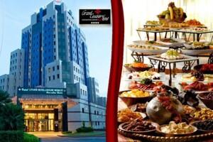 Grand Cevahir Hotel'den Tadına Doyulmaz Lezzetlerle Dolu Açık Büfe İftar Menüsü