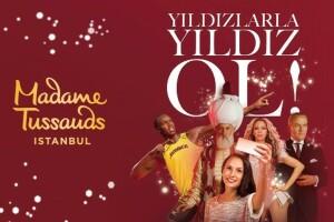 Her Gün Geçerli Madame Tussauds İstanbul İndirimli Giriş Bileti