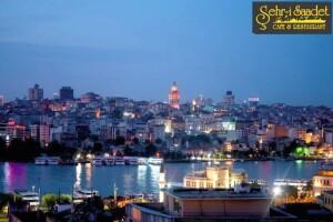 Süleymaniye Şehr-i Saadet Cafe'de Eşsiz İstanbul ve Deniz Manzarasına Nazır Ramazan-ı Şerif'e Özel İftar Menüsü