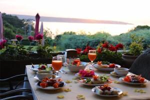 Beykoz Taşlıhan Butik Otel & Restaurant'ta Boğaz Manzarası Eşliğinde İftar Menüsü